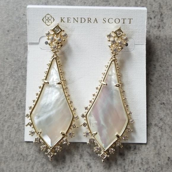 c7318bf19ee43 Kendra Scott Jewelry | Martha Statement Earrings | Poshmark